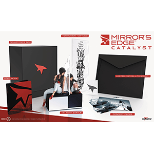 Mirror's Edge Catalyst Collector's Edition - PS4