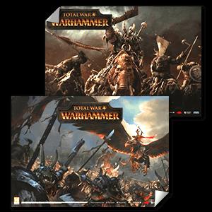 Poster Warhammer Total War