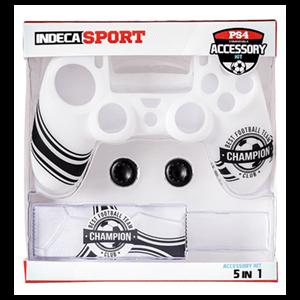 Kit 5 Accesorios para Controller PS4 Indeca Sport 2016