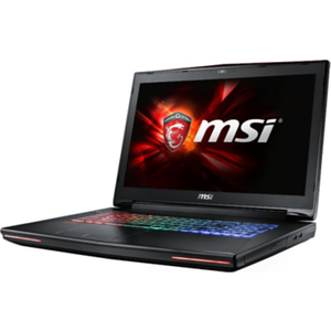 MSI GT72 6QE-693XES - i7-6700 - GTX 980M - 16GB - 1TB HDD + 256GB SSD - 17.3'' - FreeDOS - Dominator Pro G