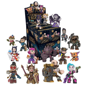 Mini Figura Sorpresa League of Legends