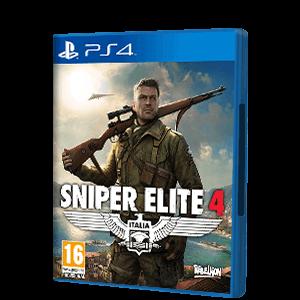 Sniper Elite 4 Pre Order Edition