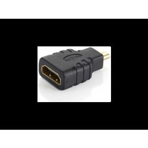 Equip adaptador Micro HDMI Macho- HDMI Hembra