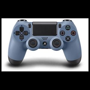 Controller Sony Dualshock 4 Gris Azulado Uncharted 4