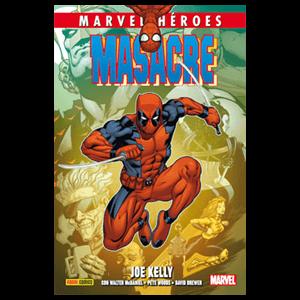 Marvel Héroes. Masacre nº 2