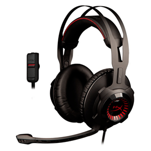 HyperX Cloud Revolver Gaming Headset Black