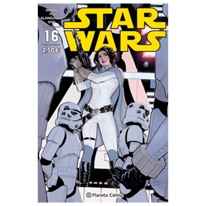 Comic Star Wars nº 16