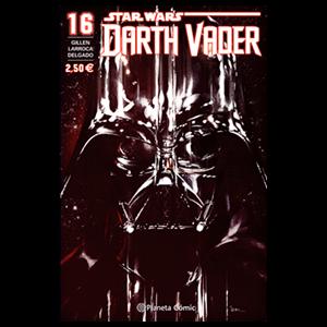 Comic Star Wars: Vader nº 16