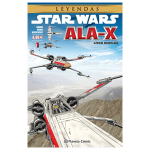 Star Wars: Ala X nº 1