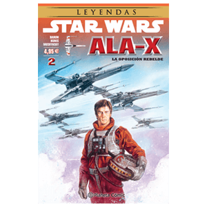 Star Wars: Ala X nº 2