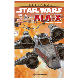 Star Wars: Ala X nº 4