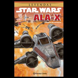 Star Wars: Ala X nº 4