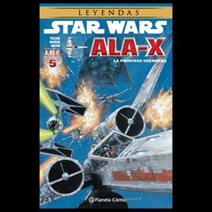 Star Wars: Ala X nº 5