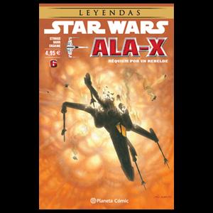 Star Wars: Ala X nº 6