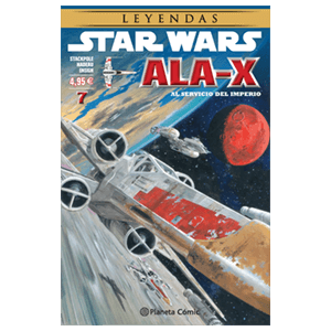 Star Wars: Ala X nº 7