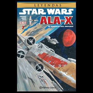 Star Wars: Ala X nº 7