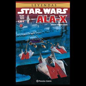 Star Wars: Ala X nº 8