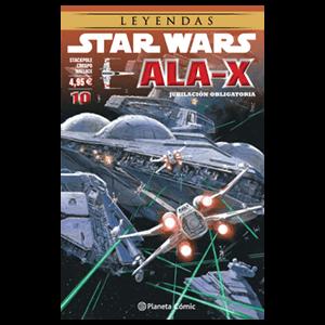 Star Wars: Ala X nº 10