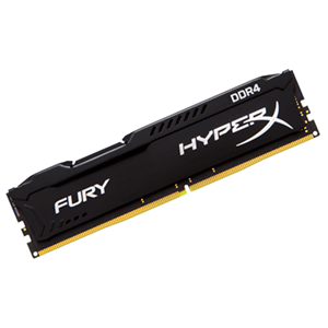 HyperX Fury Negro DDR4 8GB 2133Mhz CL14