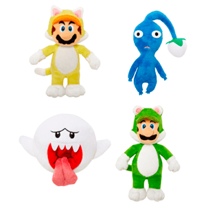 Peluche Nintendo 15cms Serie 5 Surtido