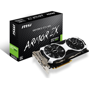 MSI GeForce GTX 980 Armor 4GB