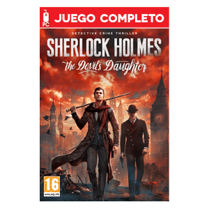Sherlock Holmes: The Devil´s Daughter