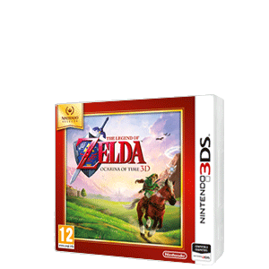 The Legend of Zelda Ocarina of Time Nintendo Selects
