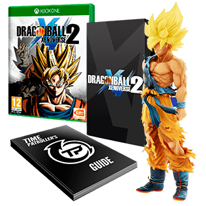 Dragon Ball Xenoverse 2 Collector Edition