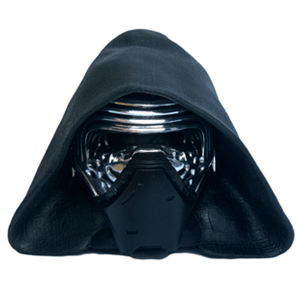 Casco Star Wars: Kylo Ren