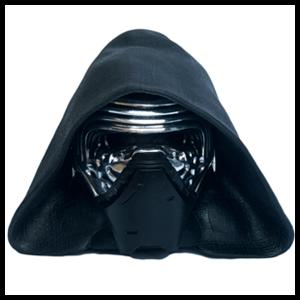 Casco Star Wars: Kylo Ren