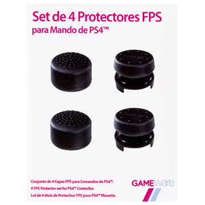 Set de 4 Protectores FPS para mando PS4 GAMEware