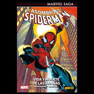 Marvel Saga. El Asombroso Spiderman nº 1. Vida y Muerte de las Arañas