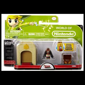 Micro Playset Nintendo Castillo de Ganondorf