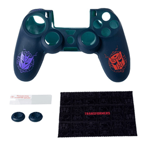 Kit 5 Accesorios para Controller PS4 Transformers