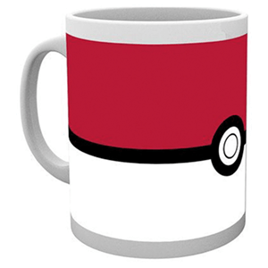 Taza Pokemon: Pokeball