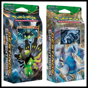 Baraja 60 Cartas Pokemon Destinos Enfrentados XY10