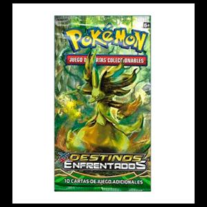 Sobre 10 Cartas Pokemon Destinos Enfrentados XY10