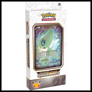 Caja Pokémon Singulares CELEBI