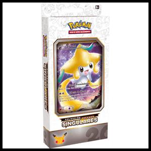 Caja Pokémon Singulares JIRACHI