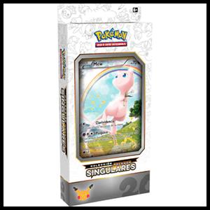 Caja Pokémon Singulares MEW
