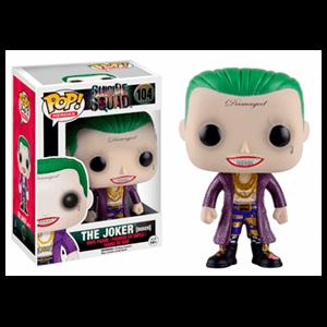 Figura Pop Escuadrón Suicida: Joker Ed. Lim