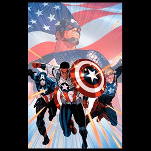 Capitán América nº 70