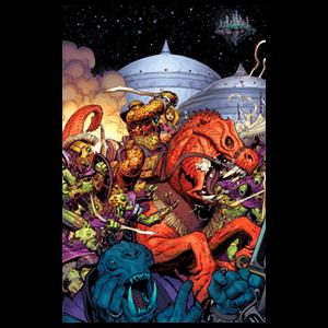 Guardianes de la Galaxia nº 42