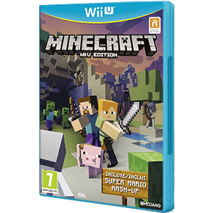 Minecraft Wii U Edition Wii U Game Es