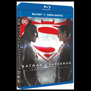 Batman vs Superman: El Amanecer De La Justicia BD