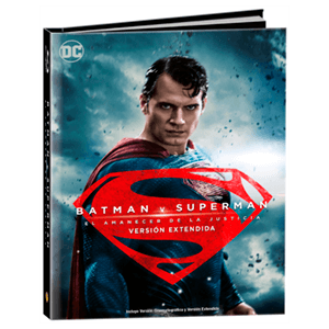 Batman vs Superman: El Amanecer De La Justicia Digibook BD