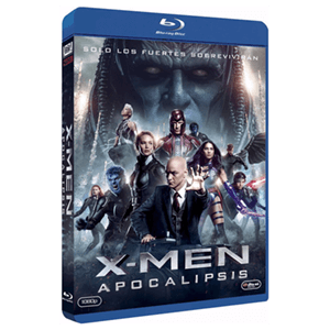 X-Men Apocalipsis BD