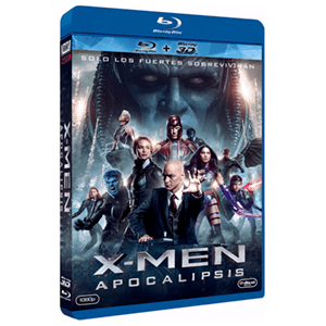 X-Men Apocalipsis 3BD
