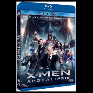X-Men Apocalipsis 3D + 2D