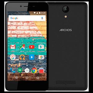 """Smartphone Archos 50E Neon 5"""" Quad Core 1Gb+8GB Android 6.0"""